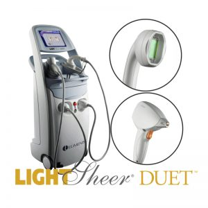Hair Removal LightSheer DUET